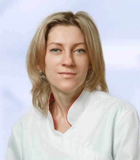 Незнакомова Ольга Георгиевна