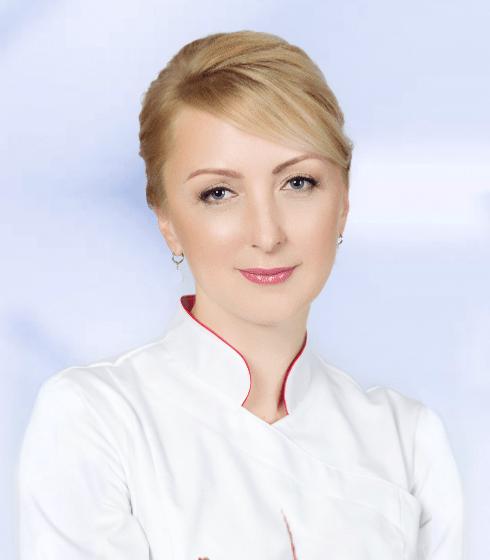 Рогожина Оксана Юрьевна